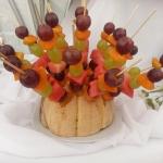 voćna dekoracija
